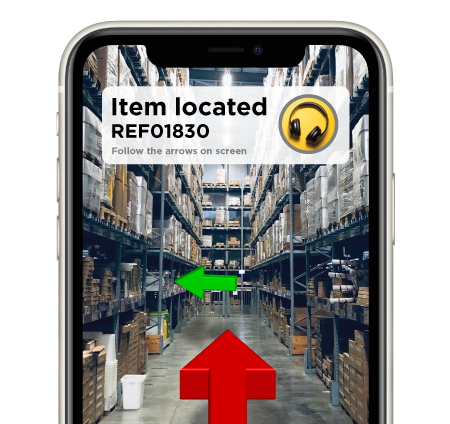 Augmented Reality Location Labelling