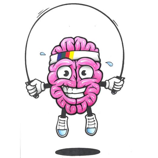 Brian the Brain.