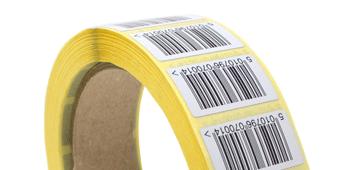 Construction Barcode Labels - Crown Labels