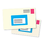 Crown Labels Mail Icon