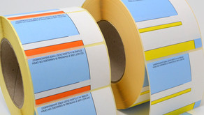 Custom Autoclave Compatible Labels