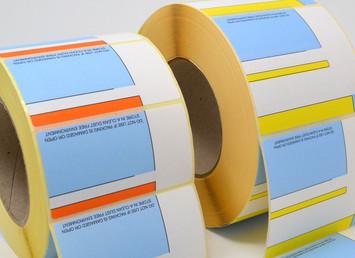 Custom Autoclave Compatible Labels