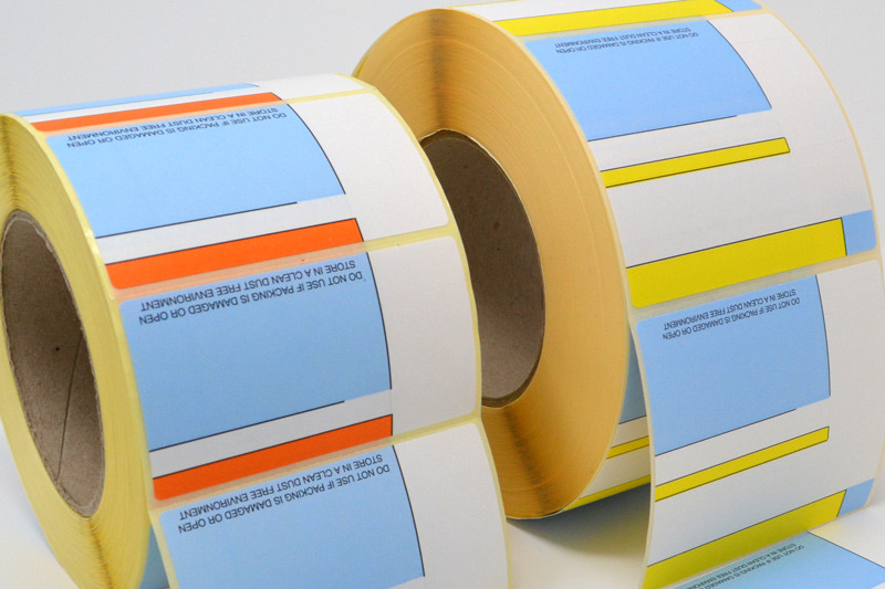 Custom Autoclave Labels