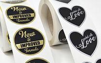 Promotional Retail Labels