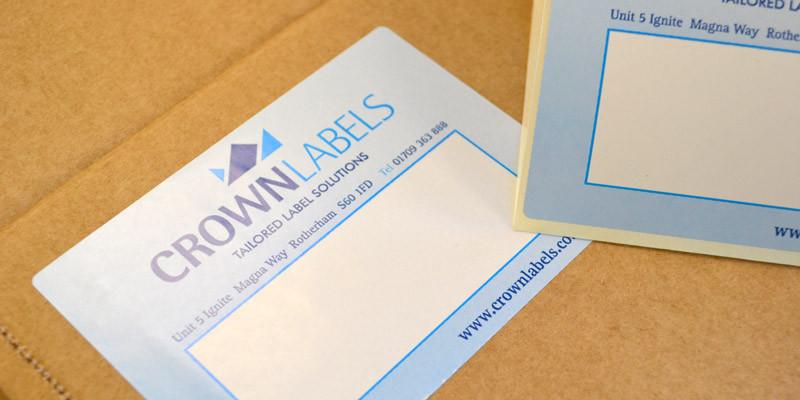 Printed Address Labels