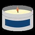 Candle Label Design - Crown Labels