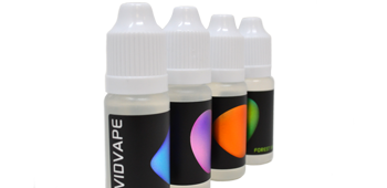 Durable E-Liquid Labels - Crown Labels