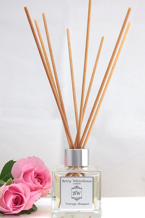 Vintage Bouquet Reed Diffuser