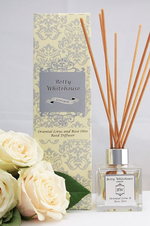 Oriental Lotus & Rose Otto Diffuser