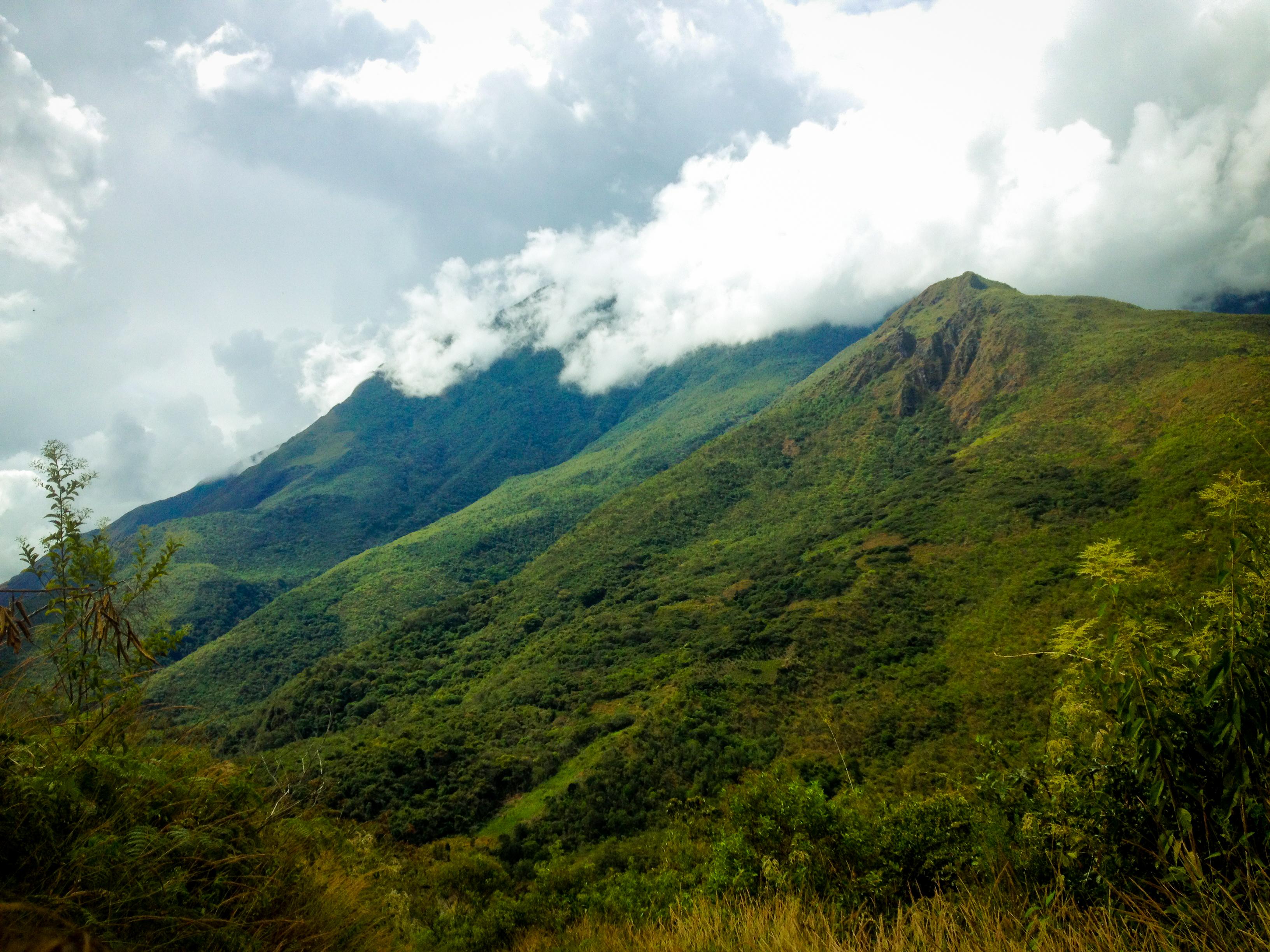 Valley of Ocobamba