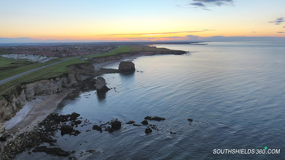 Marsden Bay Rock North Sea