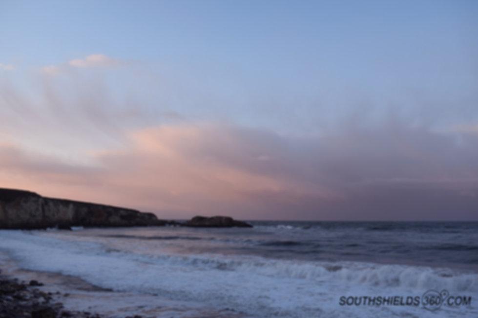 Marsden Bay & North Sea, South Shields