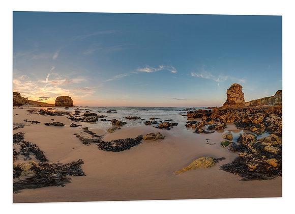 Marsden Bay Sunset - Print