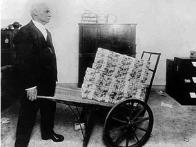 U.S. Tribulation: Hyperinflation