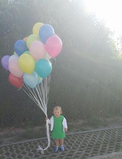 Trosje €2/ballon