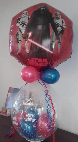 €30 incl. heliumballon