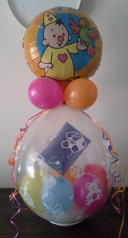 €22 incl. helium ballon