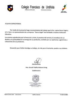 Colegio Francisco de Urdiñola
