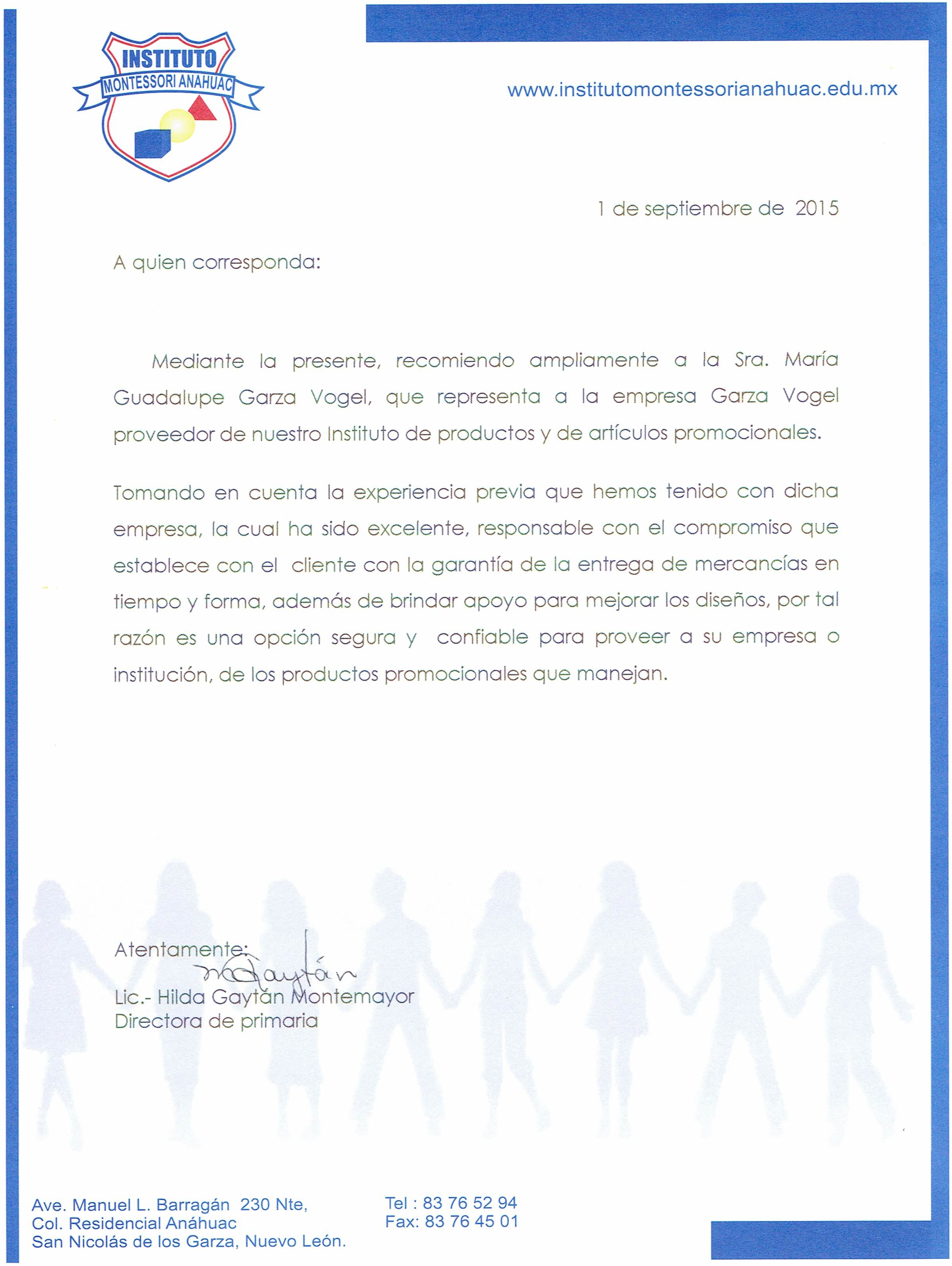 Instituto Montessrori Anahuac