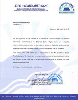 Liceo Hispano Americano