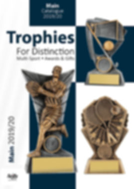 2019-Main Catalogue Trophies For Distinc