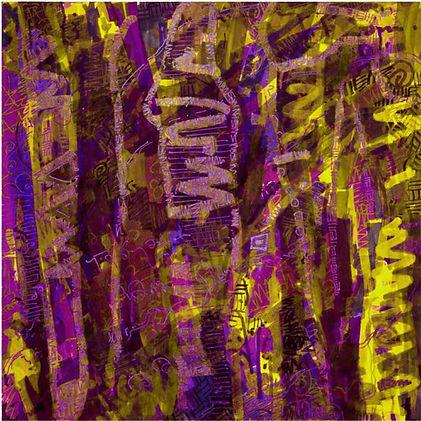 Yiğit Yazıcı, Image:60x60cm Paper:80x80cm, 2014 - 50 Edisyon