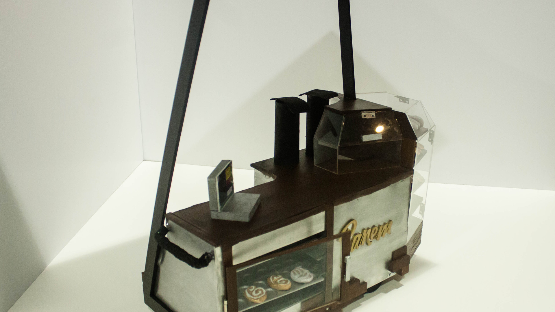 Prototype Pill Cart