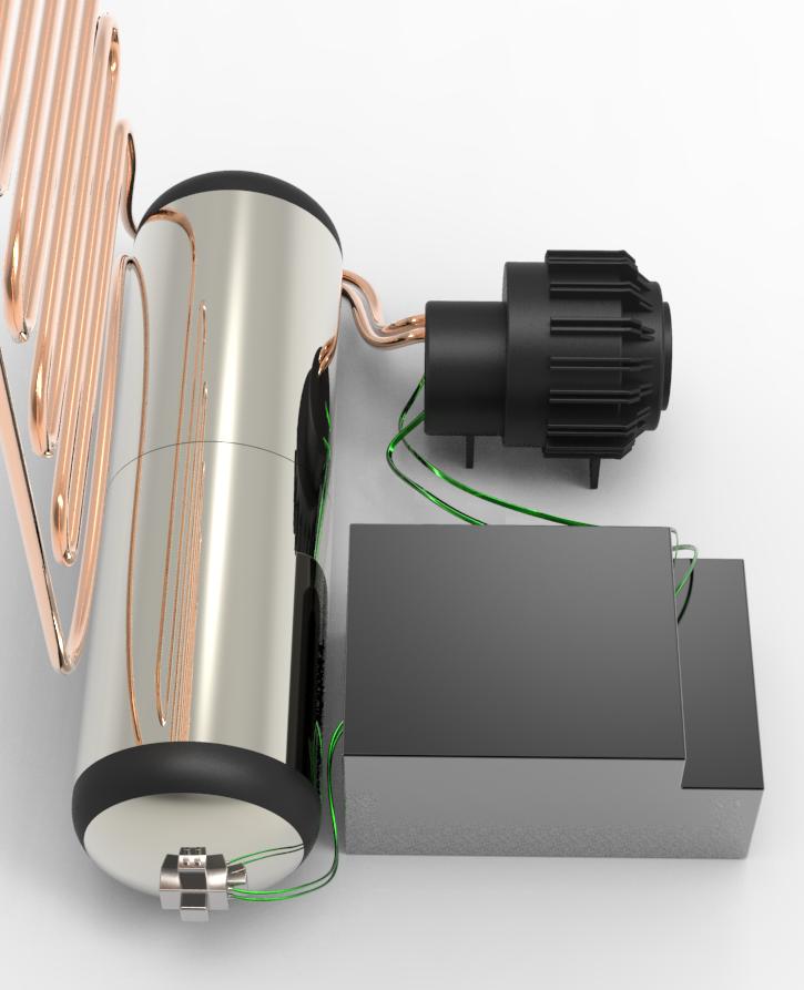Magnetic refrigeration system