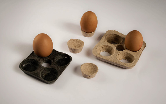 Egg containers
