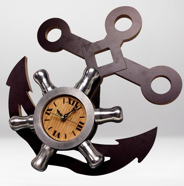 Reloj ancla
