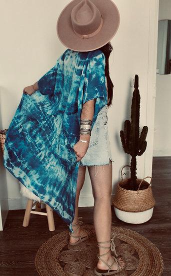 Kimono Mia (tie and dye artisanal)