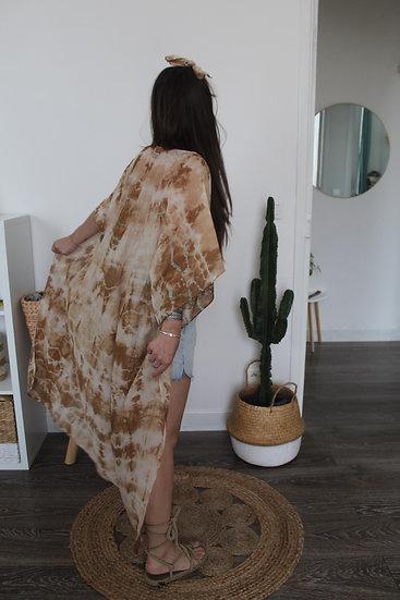 Kimono Maeli (tie and dye artisanal)