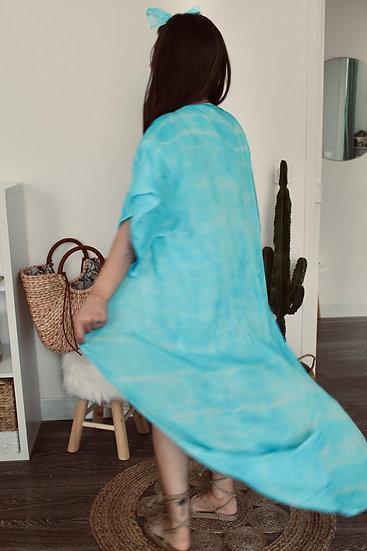 Kimono Mila (tie and dye artisanal)