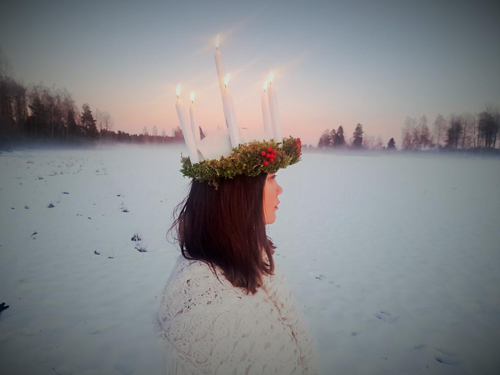 Vintersolståndet och Det Nya Året 2018