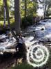 Vattnets förmåga att bryta mark