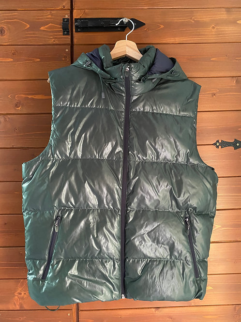Benetton Gilet Man green (EUR 15-ITA)