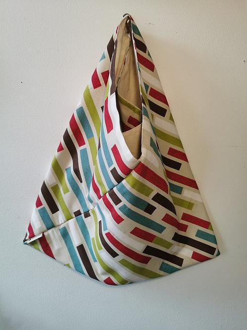 Bento Bag Colour Stripes