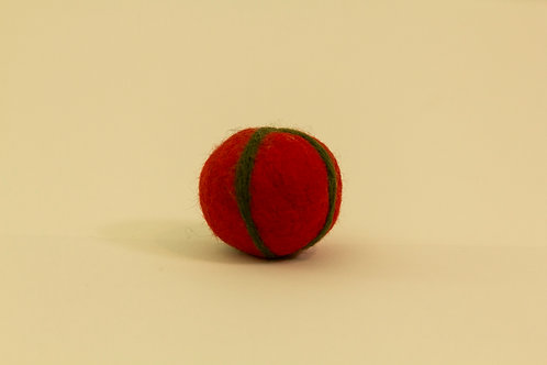 Cat Toy - Ball - red/green