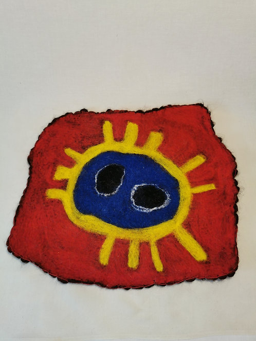 Pet Bed small - Screamadelica