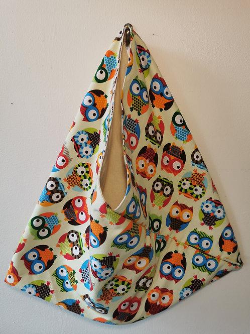 Bento Bag Owls