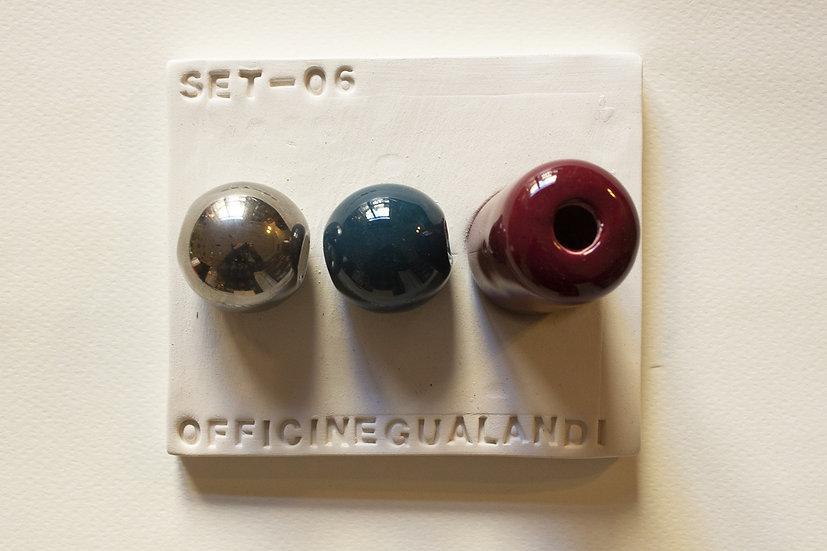 SET #6 - La ceramica bold per personalizzare la tua collana Gualandi