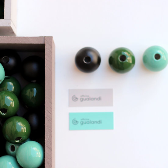 SET #9 - La ceramica bold per personalizzare la tua collana Gualandi