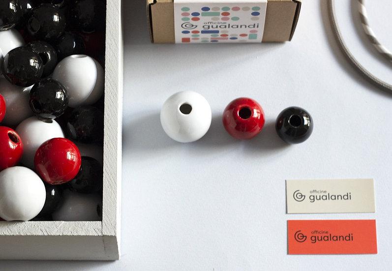SET #5 - La ceramica bold per personalizzare la tua collana Gualandi