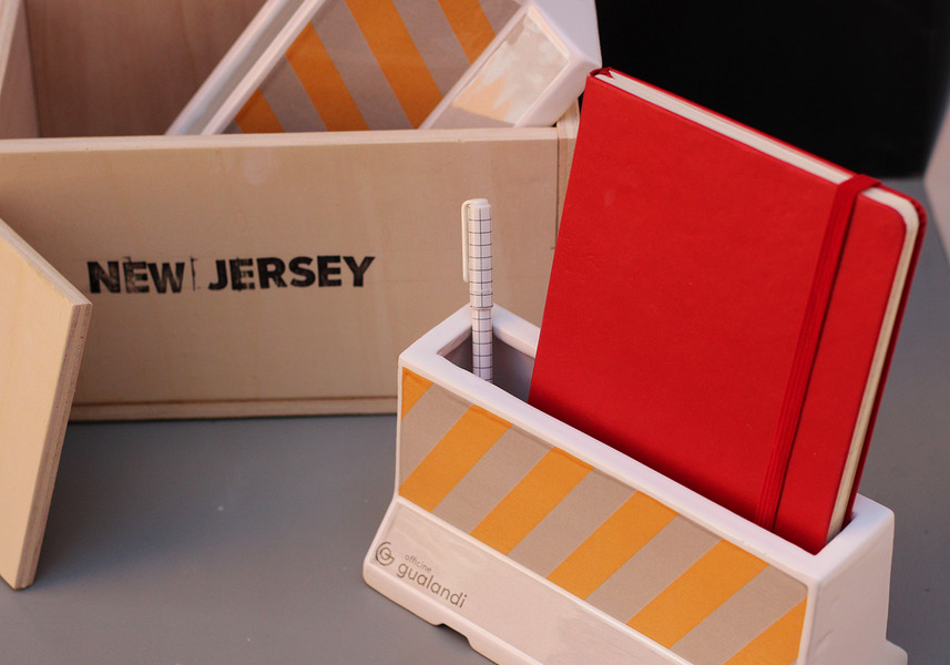 Contenitore New Jersey