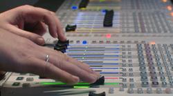 Audio Console