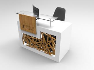 Pharos Reception Desk