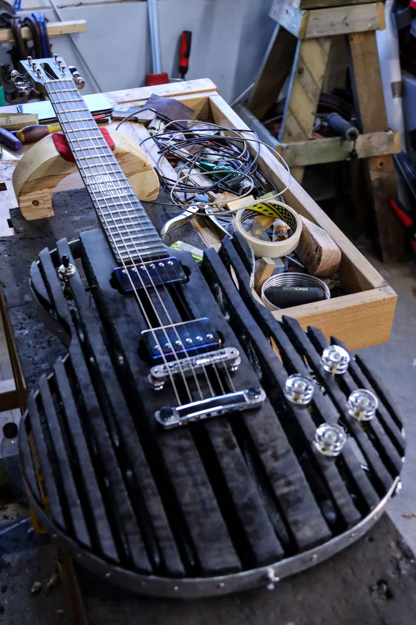Ben Crowe - Finished Guitar (5 of 7)