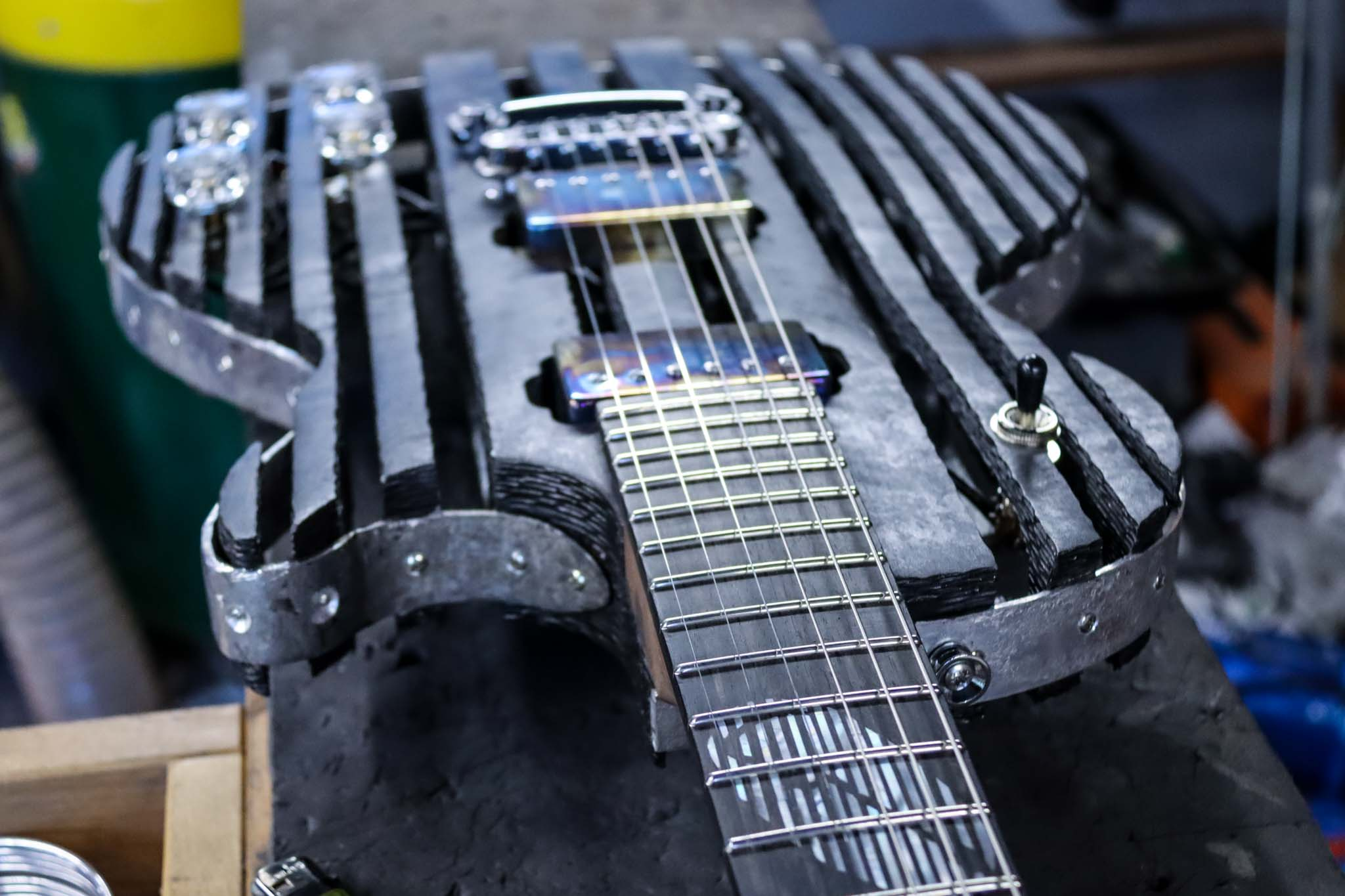 Ben Crowe - Finished Guitar (4 of 7)