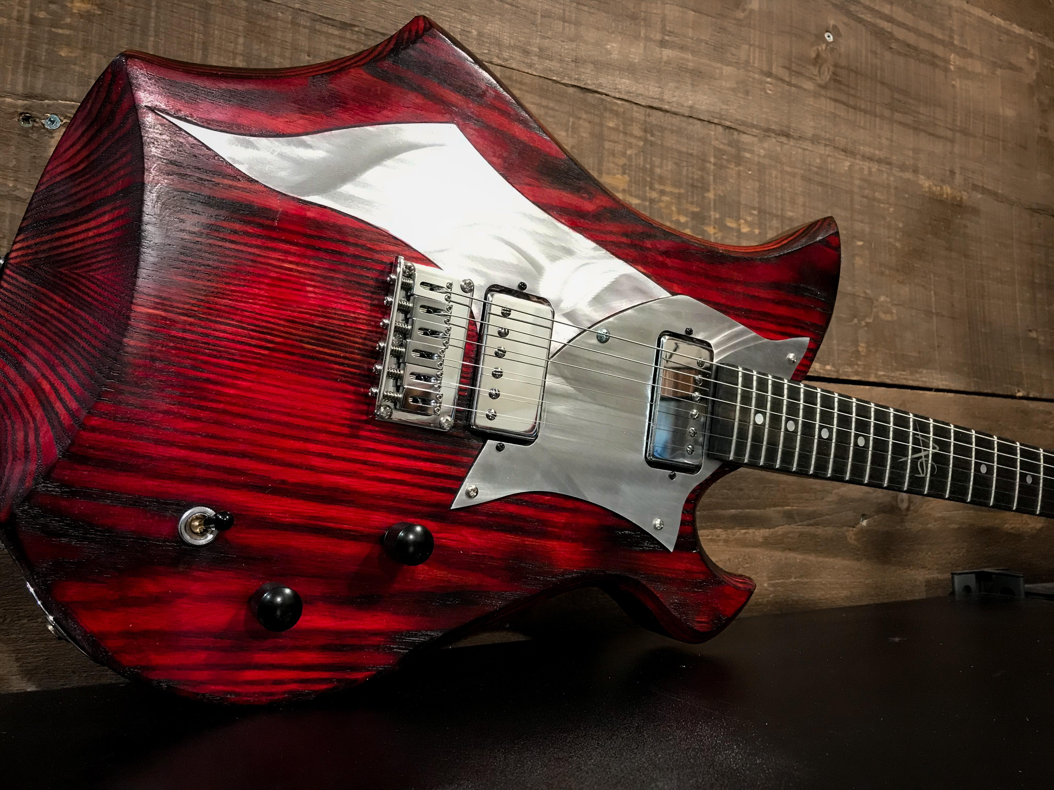 Brad Angove Final Guitar 2