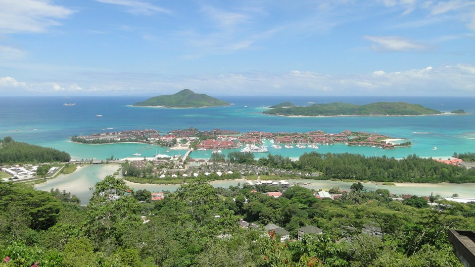 Az Eden Island
